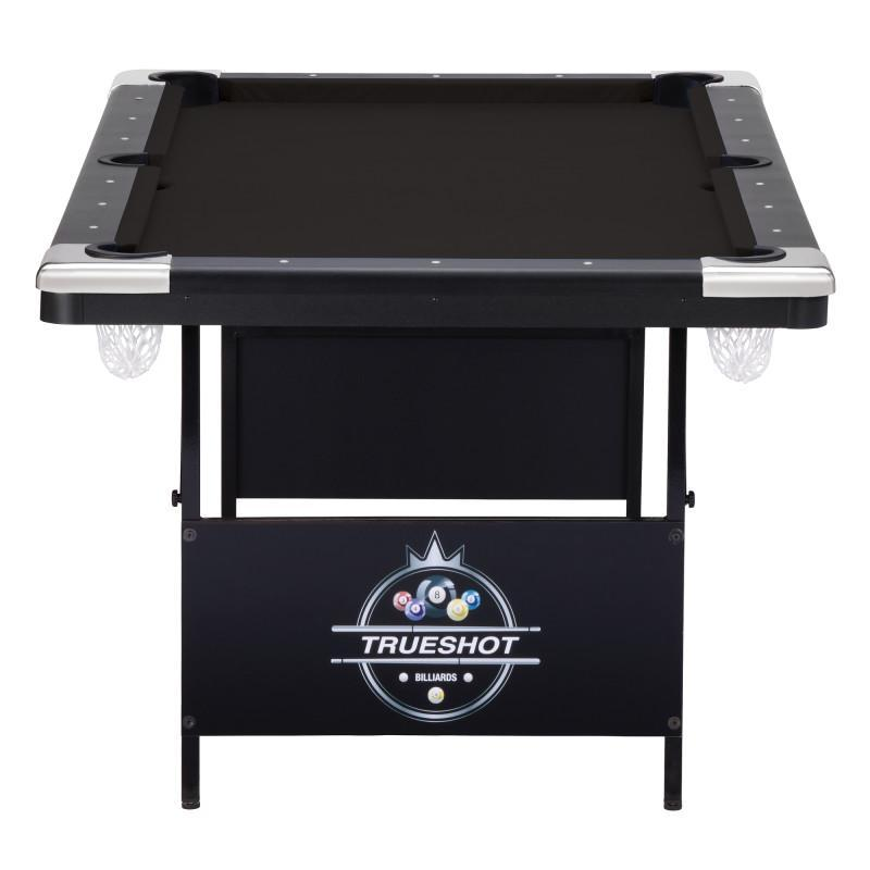 Fat Cat Trueshot 6' Folding Billiard Table By GLD Products - Ace home goods