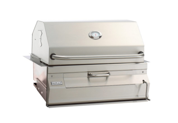 30″ BUILT-IN CHARCOAL GRILL By Fire Magic Grills - Ace home goods