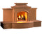 GRAND MARIPOSA Fireplace By American Fyre Designs - Ace home goods