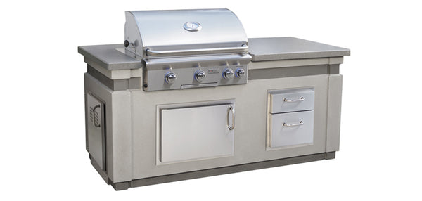 "30"" L-Series Island Bundle By American Outdoor Grill - Ace home goods"