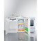 "60"" Wide All-in-One Kitchenette with Electric Range By Summit - Ace home goods"