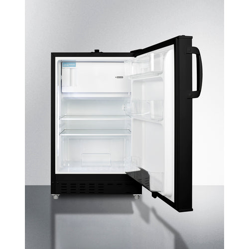 "20"" Wide Built-in Refrigerator-Freezer, ADA Compliant By Summit - Ace home goods"