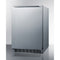"24"" Wide Built-In Outdoor All-Refrigerator By Summit - Ace home goods"