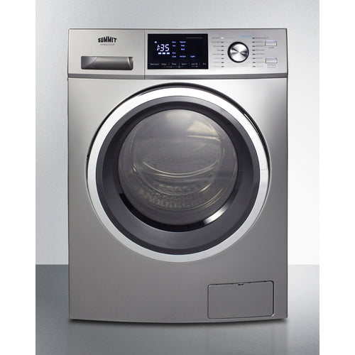 "24"" Wide 115V Washer/Dryer Combo By Summit - Ace home goods"