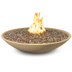 48″ Marseille Fire Bowl By American Fyre Designs - Ace home goods