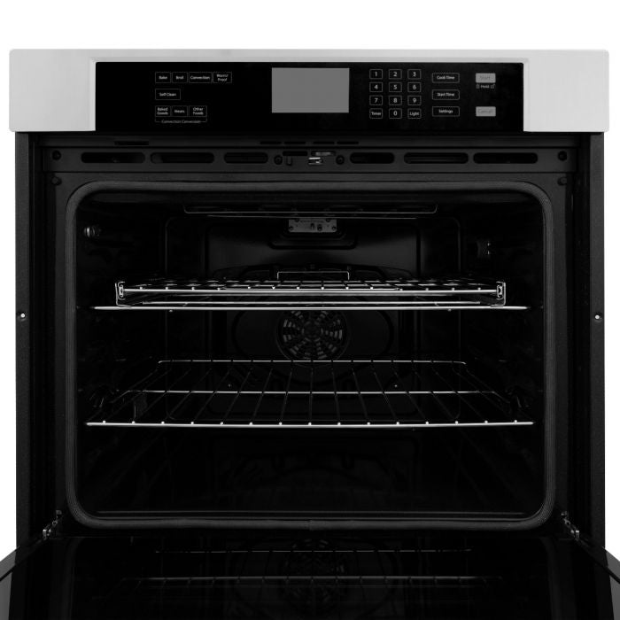 30 IN. PROFESSIONAL DOUBLE WALL OVEN IN STAINLESS STEEL By ILVE - Ace home goods