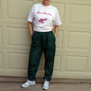 1980's 1990's WINDSUIT sweat suit TRACK SUIT set S M (K5)