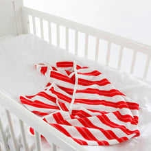 Load image into Gallery viewer, Red Jersey Baby Blanket
