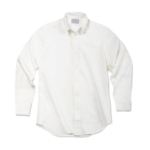 White Button Down Oxford Shirt