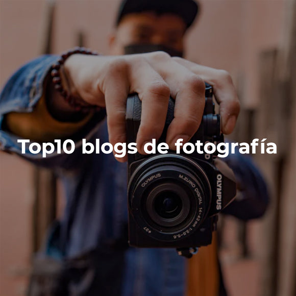 Top 10 blogs de fotografía