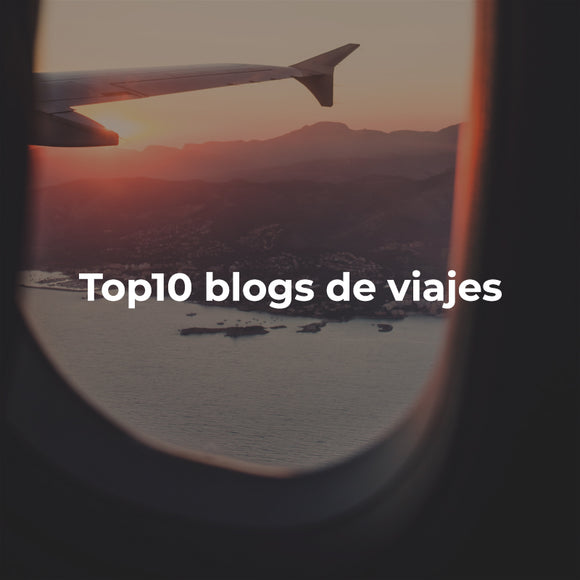 Top 10 blogs de viajes
