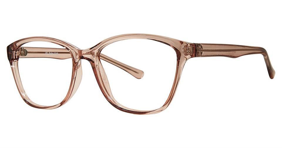 Blue Light Block Eyeglasses - SOHO 1048 Light Brown