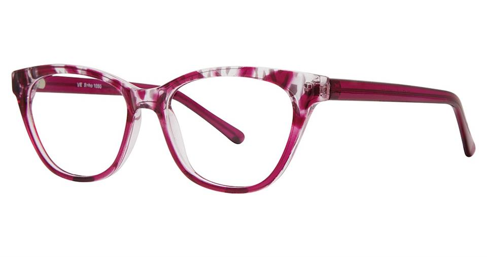 Blue Light Block Eyeglasses - SOHO 1050 Purple