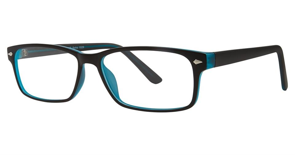 SOHO 1029 Black Blue