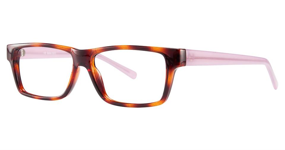 SOHO 1017 Tortoise with Pink Temples