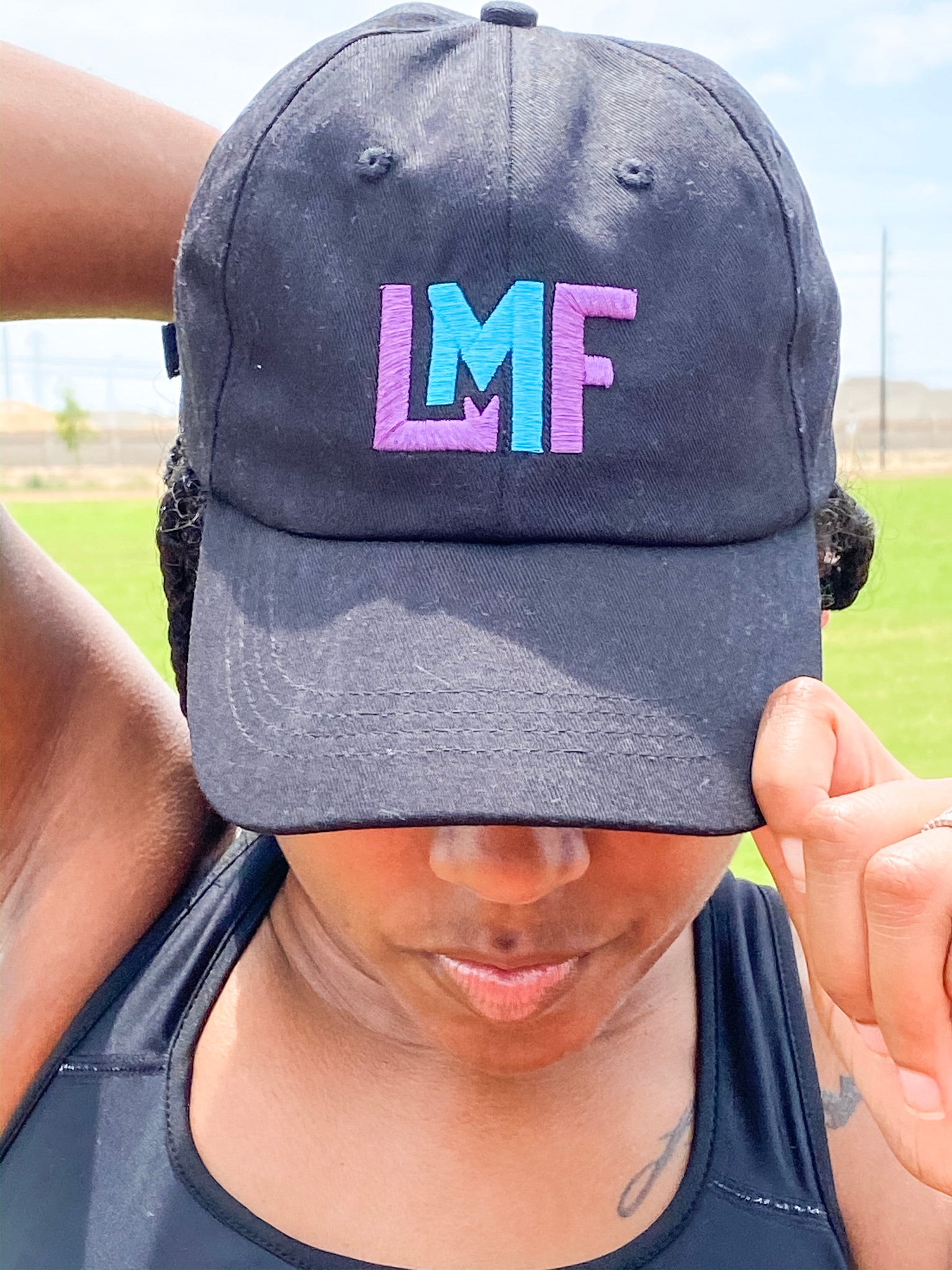 LMF Signature Hat