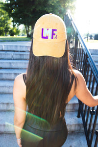 LMF Signature Yellow Hat