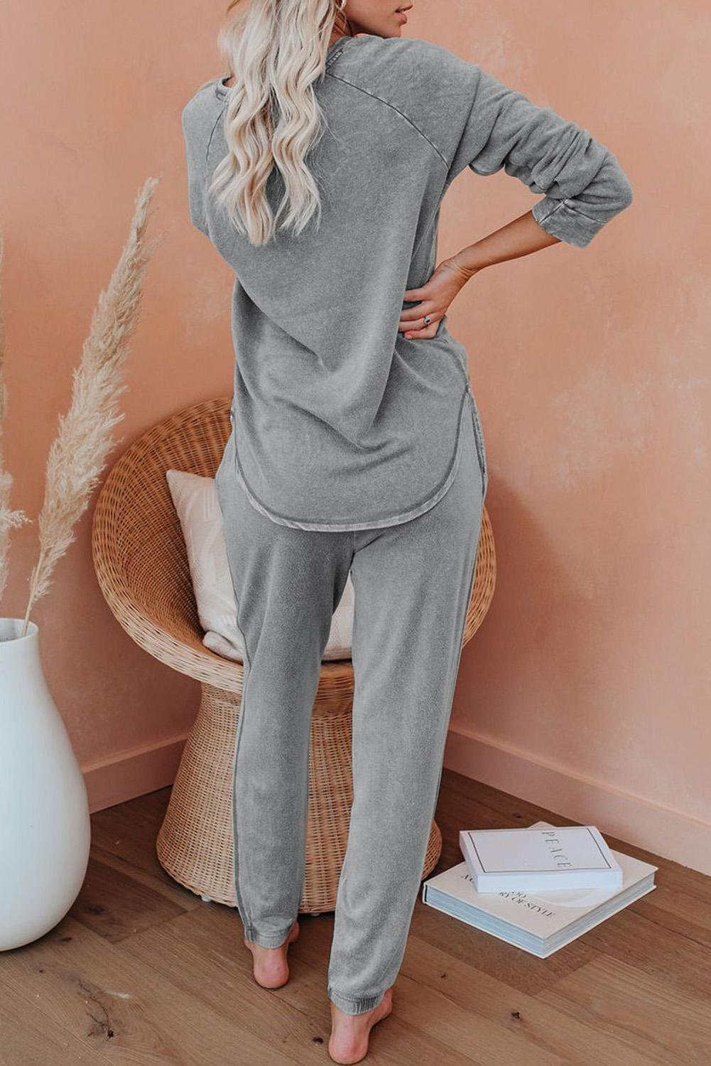 Washed Oversized Loungewear