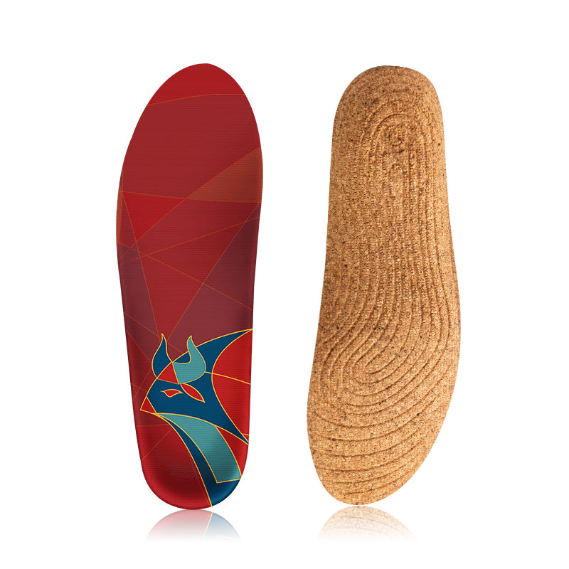 Load image into Gallery viewer, Senthmetic Cork Arch Support Insoles Gift for Chinese New Year