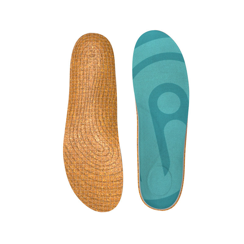 Senthmetic Arch Support Cushion Insoles Full Length Insoles - Trekking