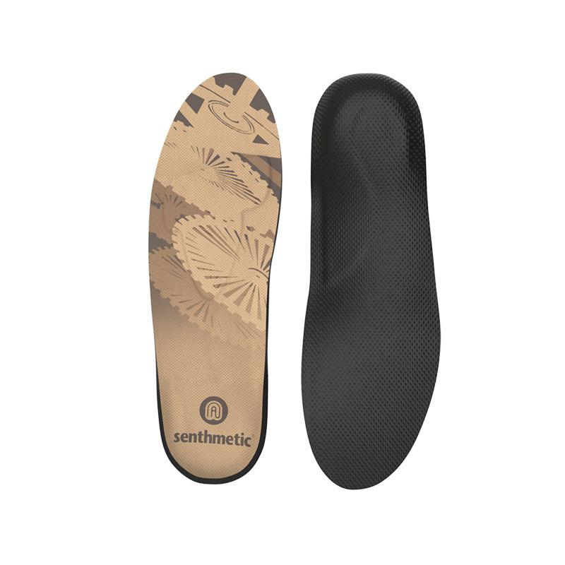 Senthmetic Cycling Insoles Custom Footbed for Bike Shoes - 3 Min Quickly Custom