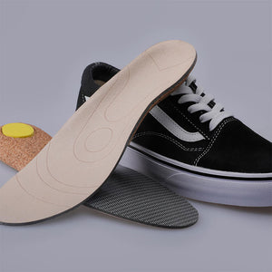 Senthmetic Men's Leather Shoes Business Insoles-Comfortable, Sweat-absorbing, Breathable - Senthmetic