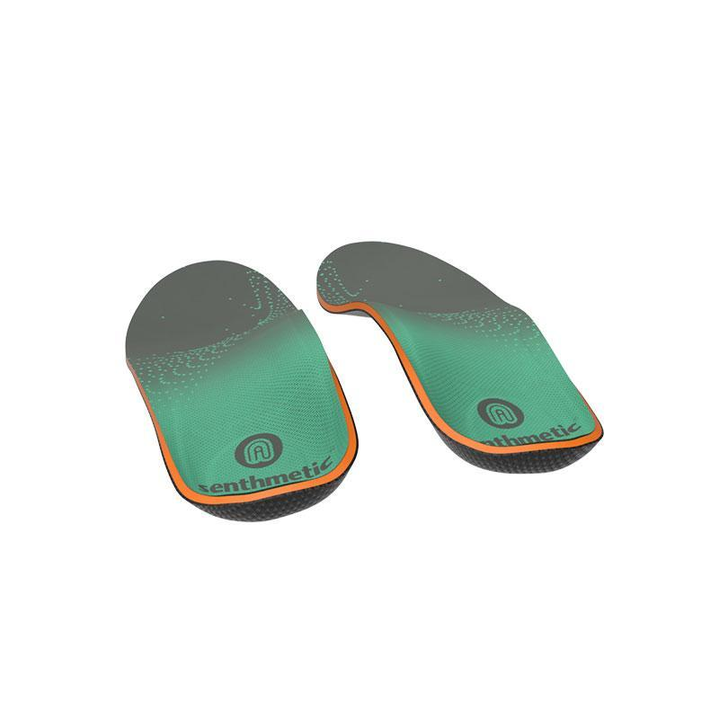 Semthmetic Quickly Custom Insoles Full-Length All-Day Relief Shoe Insert – Designed to Relieve Heel Pressure - Senthmetic