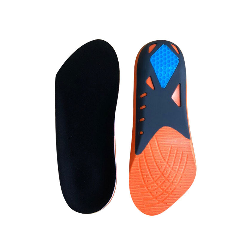 Senthmetic 3/4 Length Plantar Fasciitis Orthotic All-Day Relief Shoe Insoles – Designed to Relieve Heel Pain-All Day Comfort and Arch Support.