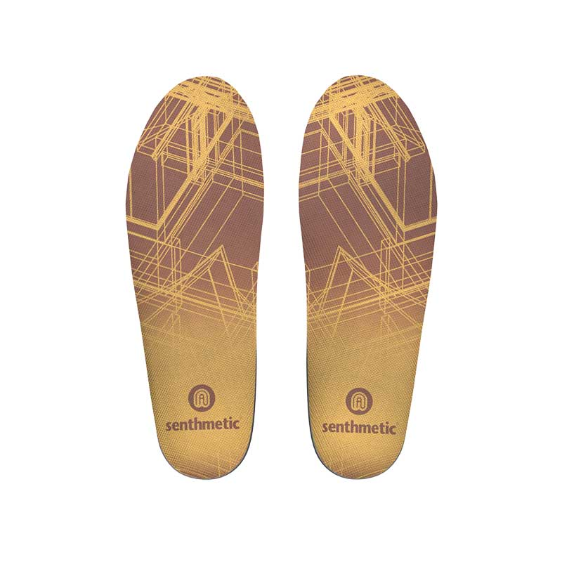 Senthmetic Safety Anti-puncture Insole Anti-nail Wear Soft Outdoor Insole - Senthmetic