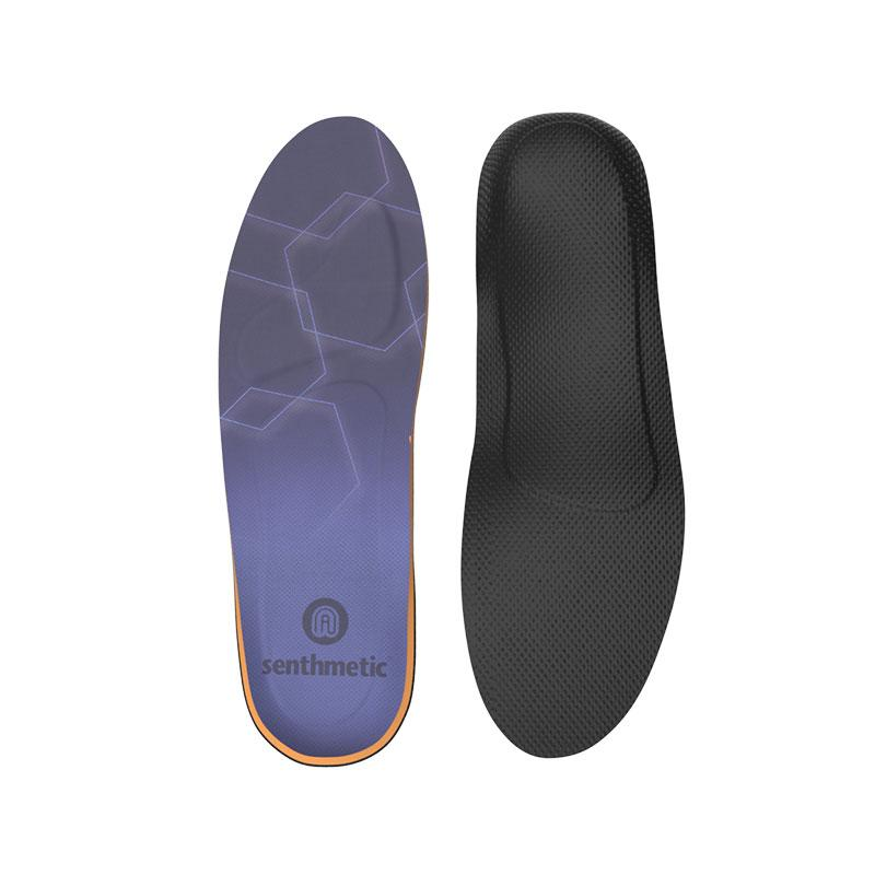 Senthmetic  Badminton Shoe Insole Arch Support Insert - 3 Minutes Quickly Custom Insole