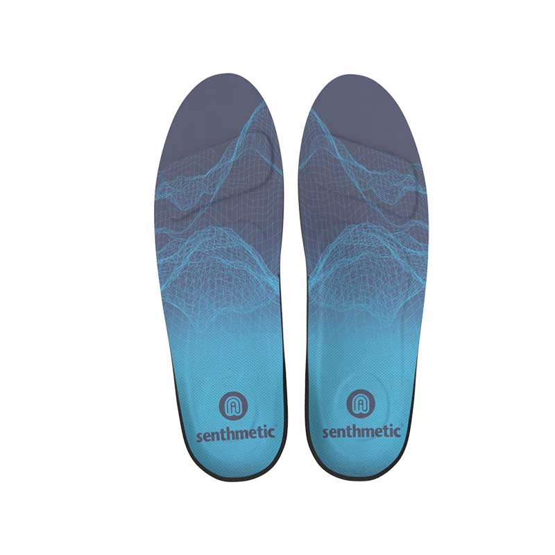 Senthmetic 3 Minutes Quickly Custom Arch Support Insole - Skiing - Senthmetic