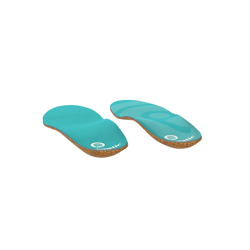 Senthmetic Cork Arch Support Insole - Absorb Sweat, Deodorize - Senthmetic