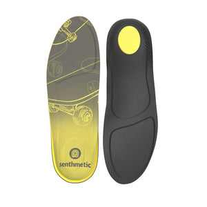 Load image into Gallery viewer, Senthmetic Custom Skateboard Shoe Insoles for Skateboarding - 3 Min Quickly Custom