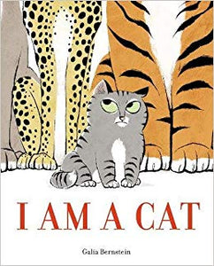 I Am A Cat // Kids Book