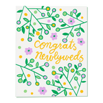 Newlyweds Card