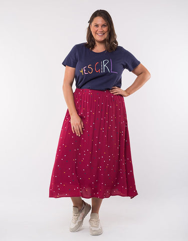 Embrace Confetti Skirt