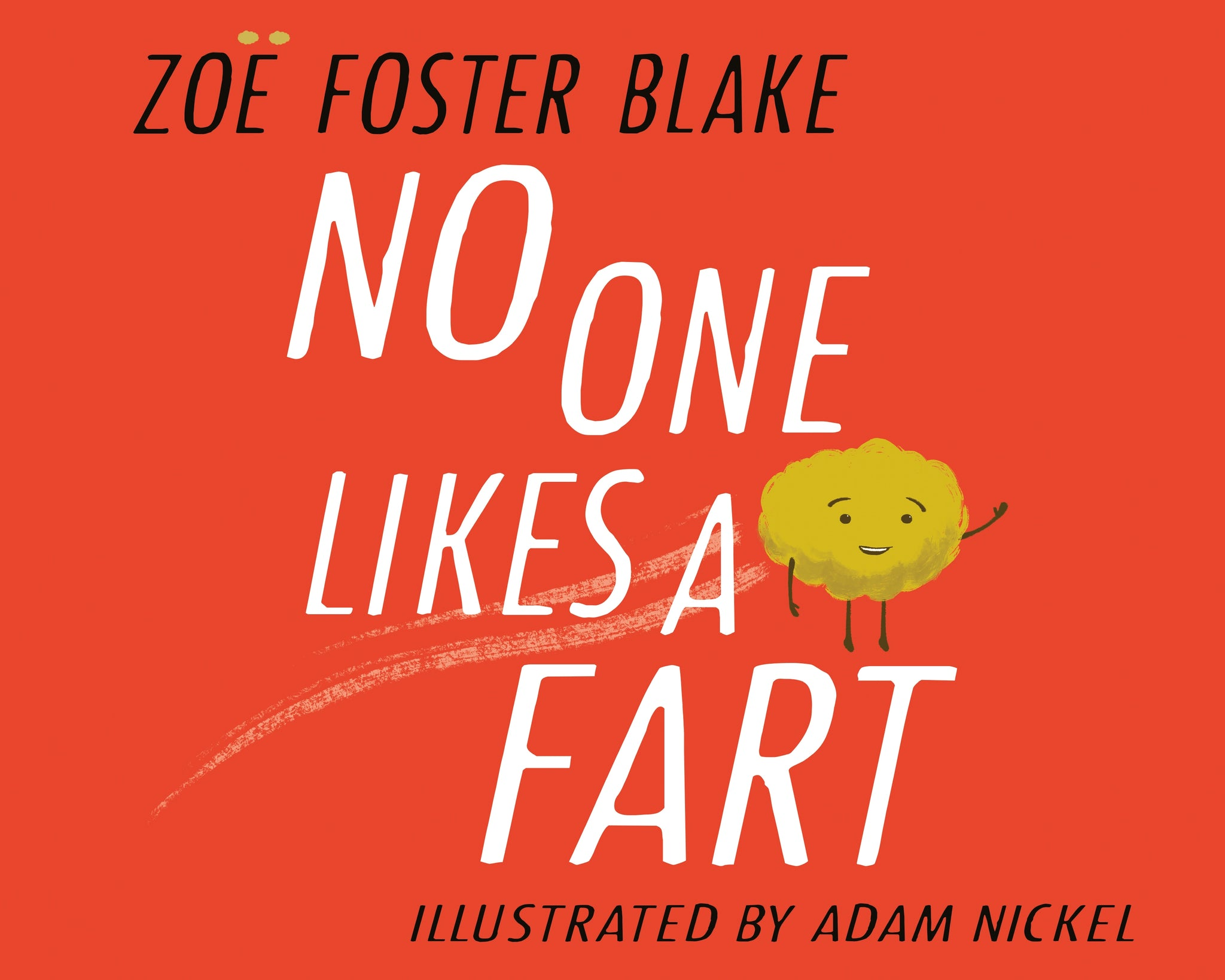No One Likes A Fart // Kids Book