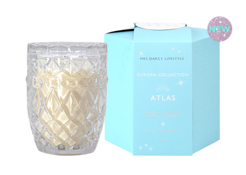 Aurora Candle Atlas