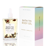 Bath To Body Oil