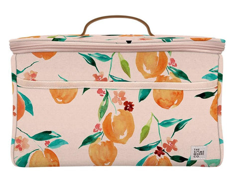 Midi Cooler Bag Orange Blossom