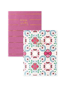 Mioni Moroccan Notebook Set