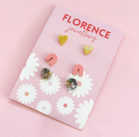 Florence Stud Pack