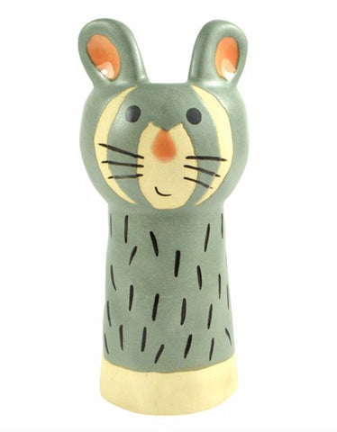 Millie the Mouse Vase