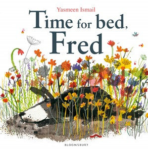Time For Bed Fred // Kid's Book