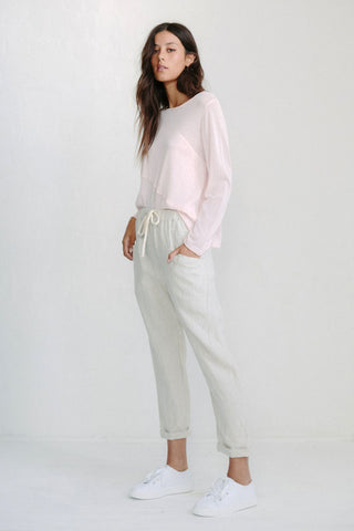 Luxe Pants Natural