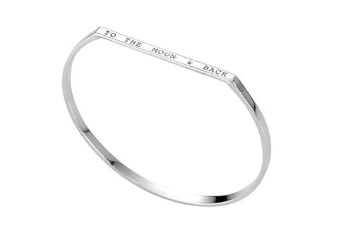 Eclipse Bangle || To The Moon + Back
