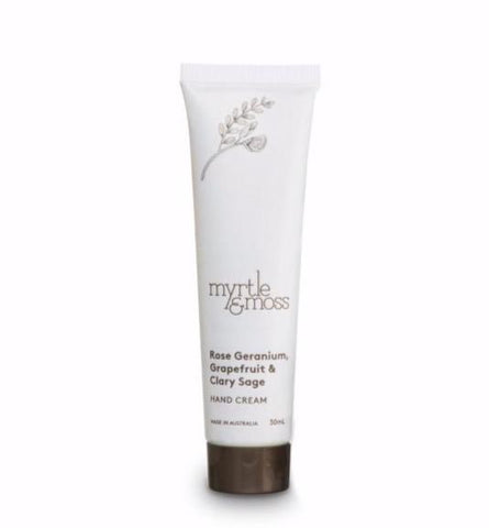 Rose Geranium Mini Hand Cream
