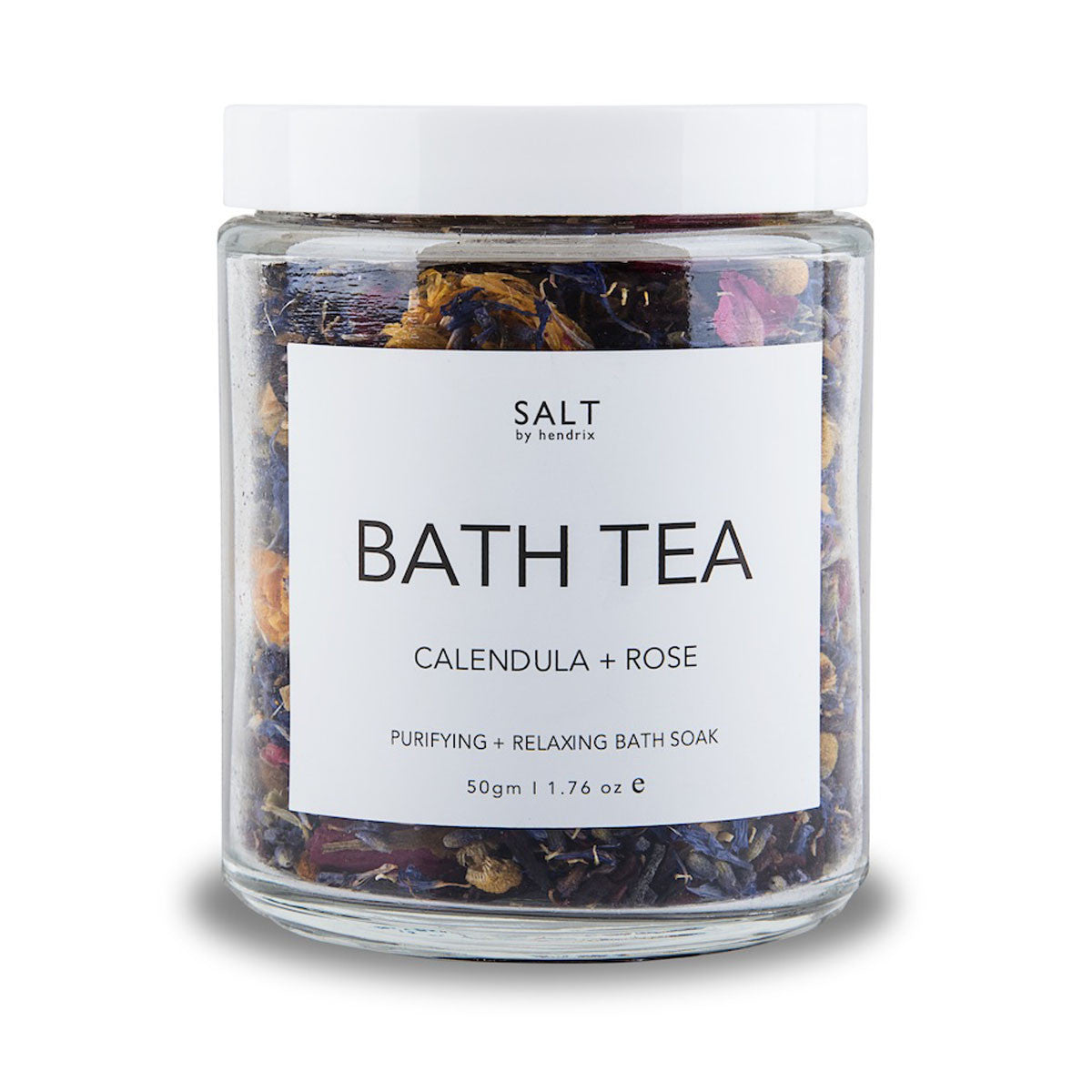 Bath Tea || Calendula + Rose