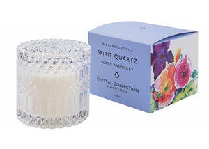 Crystal Candle Series || Spirit Quartz