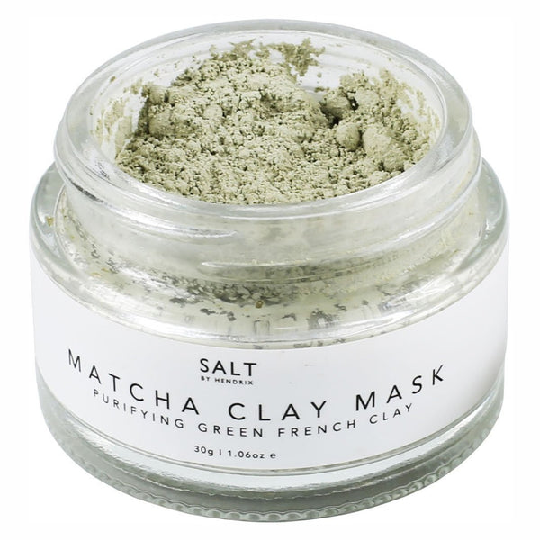 Matcha Clay Mask